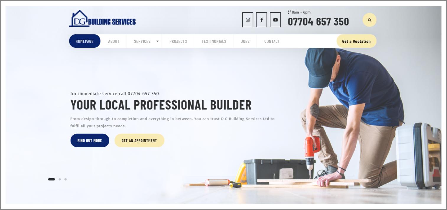 Our Web Development